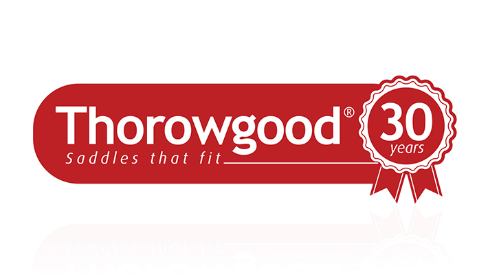 Thorowgood 30 years logo